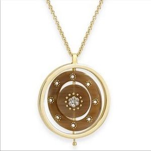 $128 New! Kate Spade Out of Her Shell Pendant
